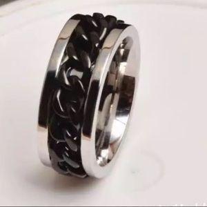 Men's Alloy Steel Ring